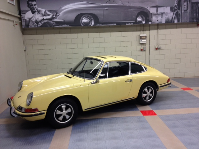 911L short wheel base 1968