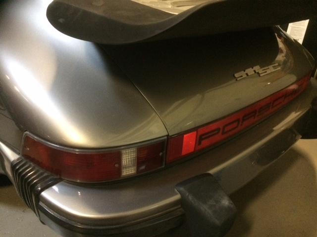 "PORSCHE 911 SC  ""Ferry Porsche Edition"" 1981   only 200 built"