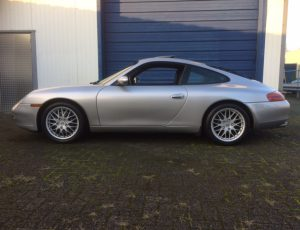 PORSCHE 911 COUPE 1998 (996) Original Dutch delivery
