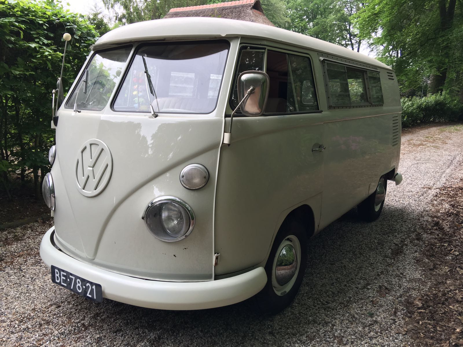 VW BUS T1  Lowered in price.