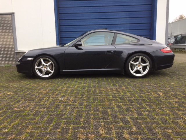 911 997 Coupe  Carrera  2005