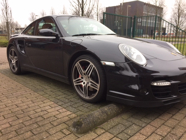 PORSCHE 911 TURBO 997  6 speed  MANUAL
