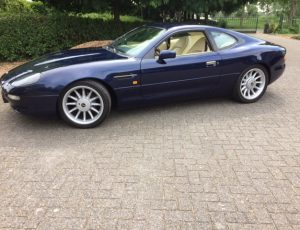 Aston Martin DB7 V6 in super condition