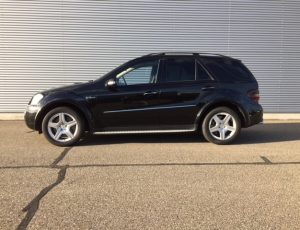 MERCEDES ML 63 AMG  in top condition