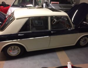 Wolseley 1300 Automatic MKII Original Dutch delivery. With Sunroof !!