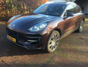 PORSCHE MACAN TURBO WITH ONLY 42830 KMS