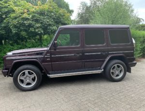 Mercedes-Benz G-Klasse G500 classic , one of only 500 built
