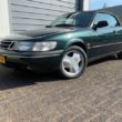 Saab 900 Cabriolet 2.0 Turbo with low milage