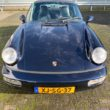 Porsche 911 964 Cabriolet Nightblue metallic