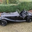 "Morgan 4/4 1976  ""black beauty"""