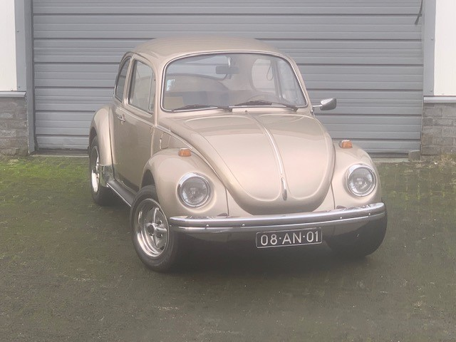 VOLKSWAGEN 1303s  Big Bug  Hellas metallic 1973