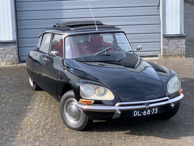 Citroën ID 20  1968 with Sunroof